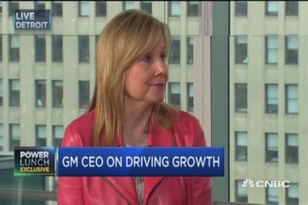 GM fighting the Detroit brain drain