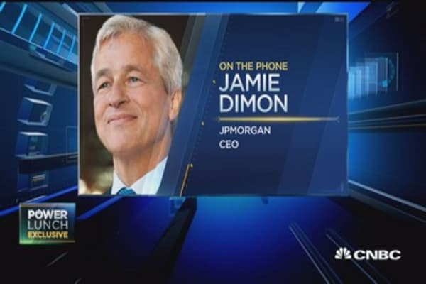Cooler heads should prevail: Dimon on WFC
