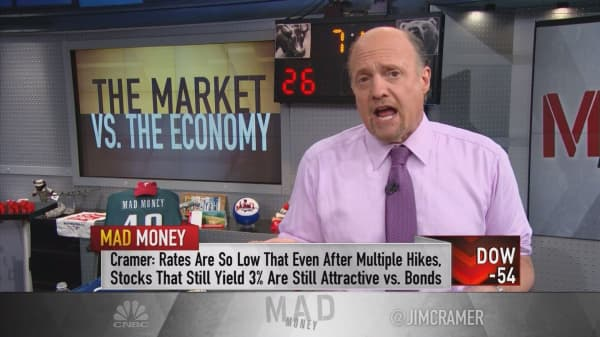 Cramer: Don't fight the Fed! 4 misconceptions about higher rates