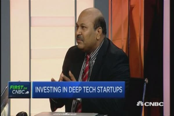 Start-ups need passion, agility and focus: VC