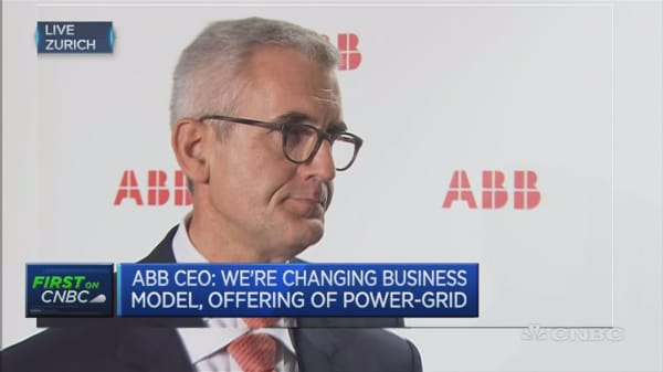 ABB to launch $3 billion share buyback program