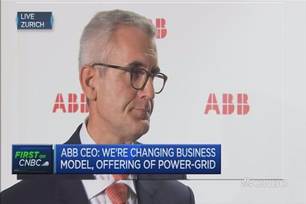 ABB to launch $3 billion share buyback program