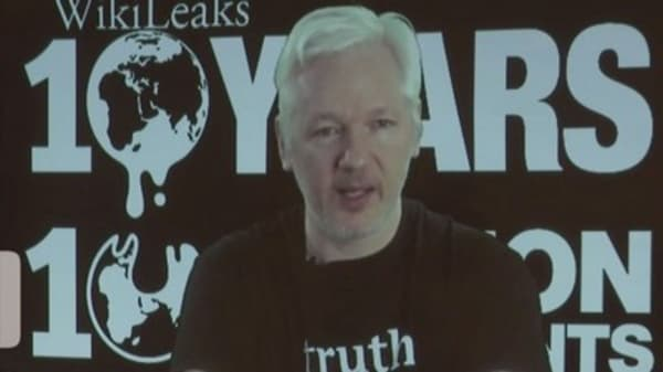Wikileaks founder Julian Assange promises more leaks