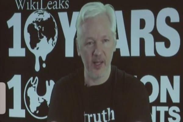 Wikileaks founder Julian Assange promises more leaks