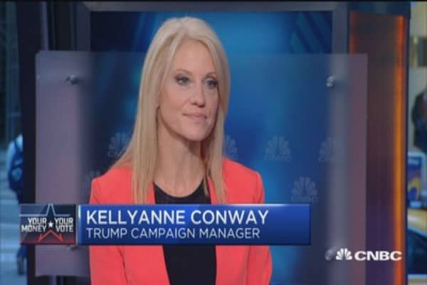 Kellyanne Conway: It's a provision not a tax loophole