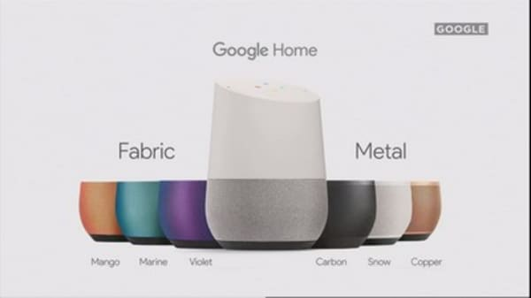 Google Home prices at $129