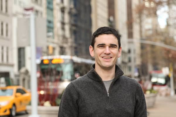 Jack Groetzinger, co-founder and CEO of SeatGeek.