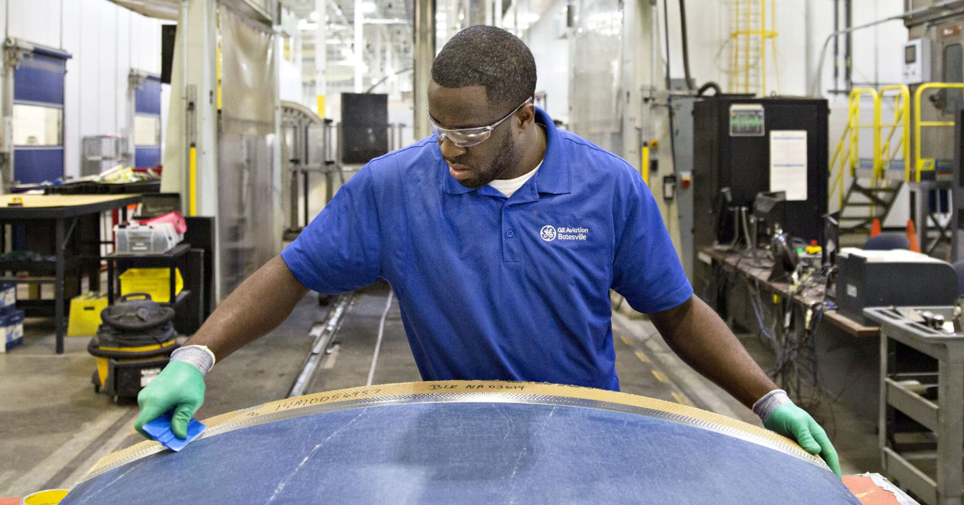 Black unemployment rate falls to record low