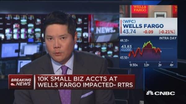 Sen. Vitter: Wells Fargo scandal hit small business accounts