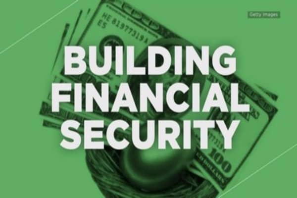 Building financial security