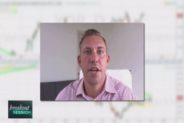 Trader triples his money by playing oil exploration stocks