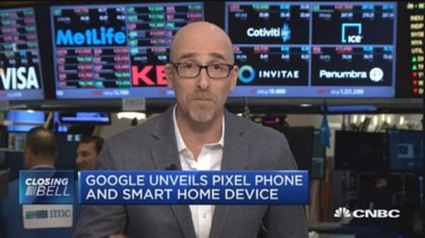 Pixel phone a 'very Apple play' from Google: Pro
