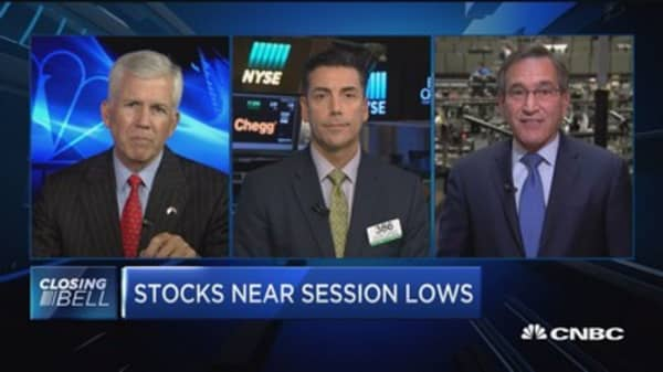 Closing Bell Exchange: Volatile day for stocks