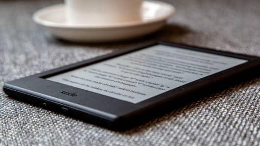 Amazon e-books