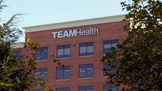 Team Health Holdings Inc.