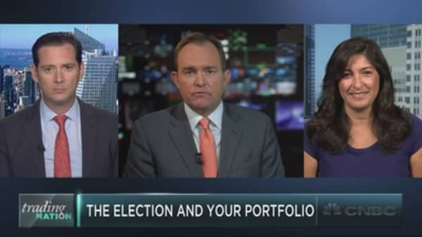 One candidate is way better for the markets: Trader