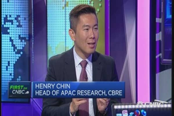 Relax, only part of China is in a housing bubble: Analyst