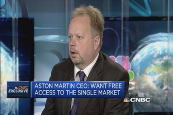 We want tariff-free access to single market: CEO