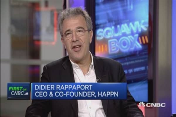 We do not believe in algorithms: Happn CEO