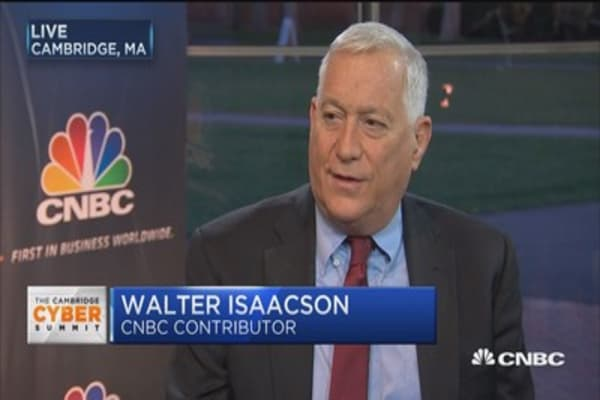 Improving US cyber command: Isaacson