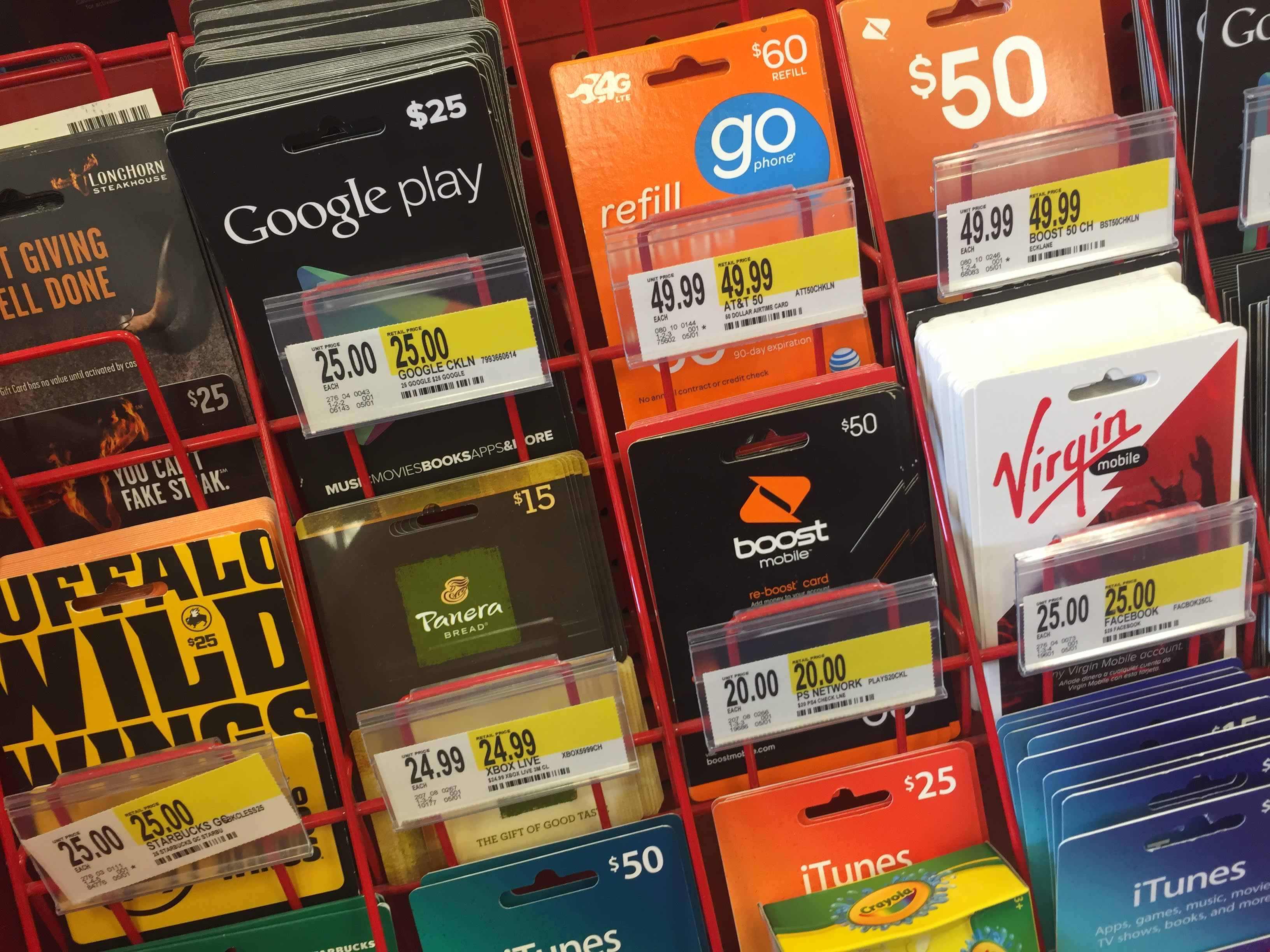 Prepaid Card Users Get Protections Clear Fee Info Under New US Rules
