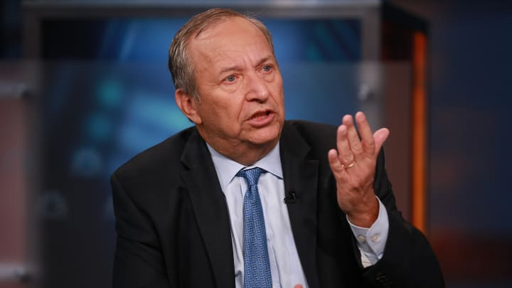 Larry Summers: U.S. could get stuck at zero interest rates in a recession