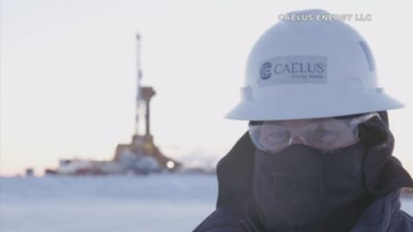 Caelus Energy's big offshore Alaska discovery