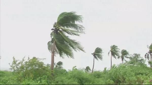 Southeast US bracing for Hurricane Matthew