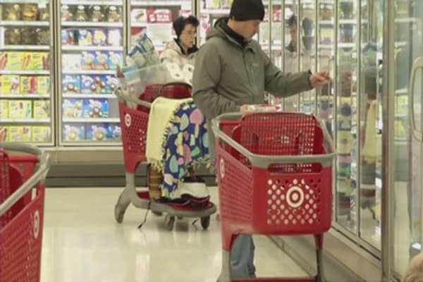 Target opens small NYC shop to attract big city shoppers