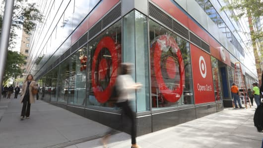 Target's 45,000-square-foot store in downtown Manhattan.