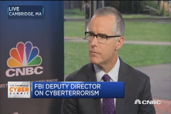 FBI Deputy Director on cyberterrorism