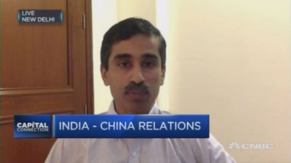 China-India ties clouded by mutual mistrust: Academic
