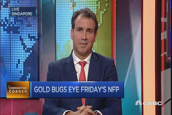 Long-term, gold prices are going higher: Expert