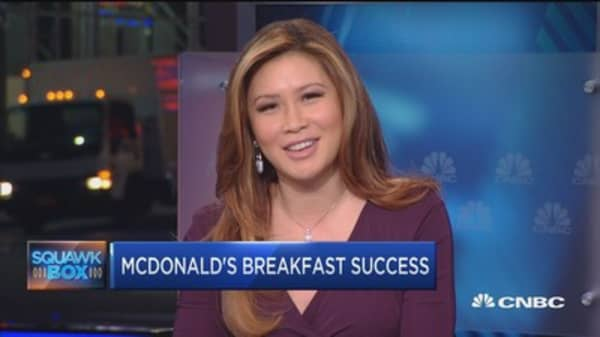 McDonald's expands all-day breakfast menu