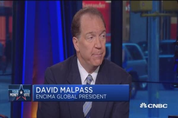 Defending Trump's trade pitch: David Malpass