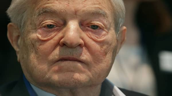 Soros attacks Putin