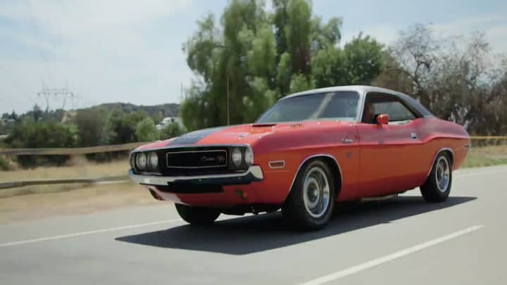 Jay Leno S Garage American Muscle