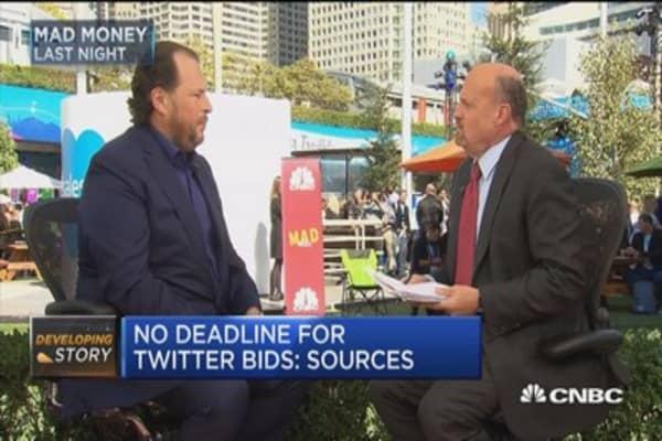 Cramer on who will buy Twitter