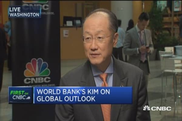 World Bank's Kim: Trade is good for everyone