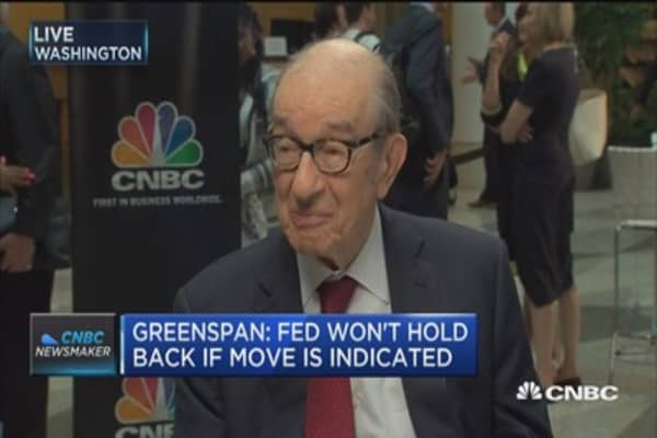 Greenspan: We need to come to grips with entitlements