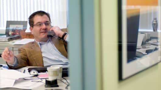 John Maraganore, CEO of Alnylam Pharmaceutical