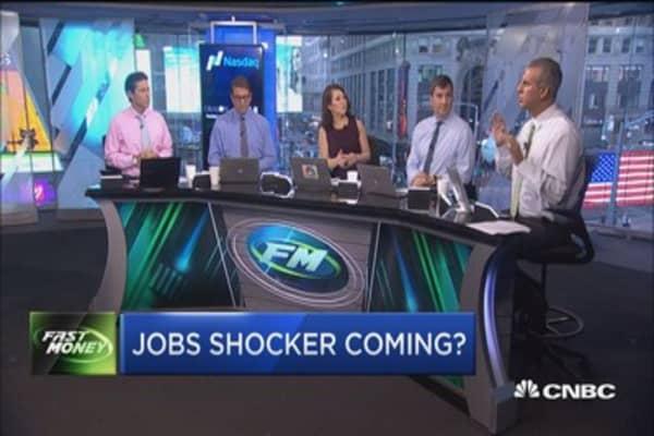 Jobs shocker coming?