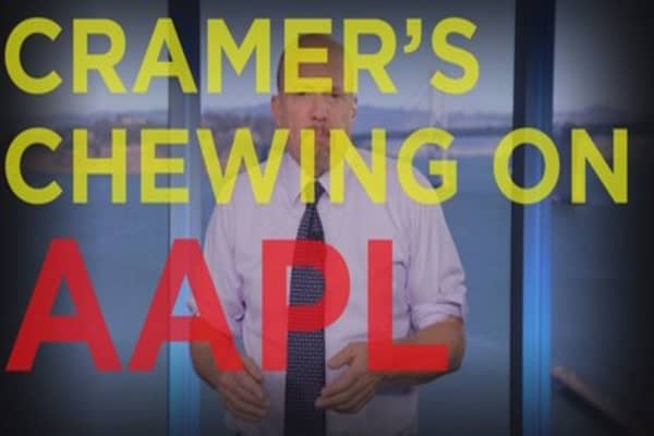 Cramer Remix: Why Apple's stock price is still too low