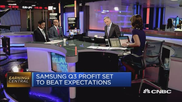Samsung's more than just a smartphone business: Reporter