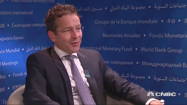 No cherry picking possible for British: Dijsselbloem