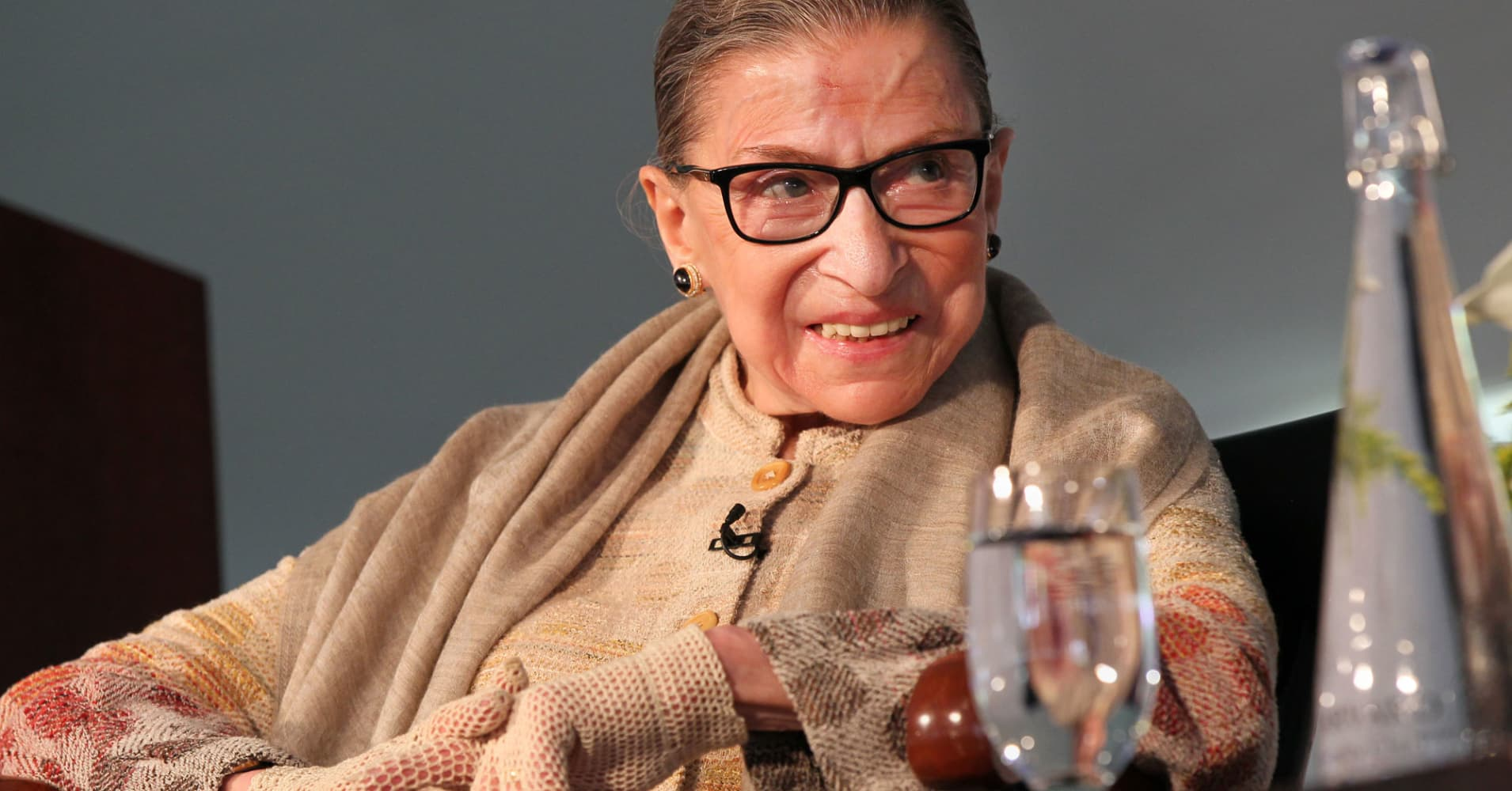 Justice Ruth Ginsburg