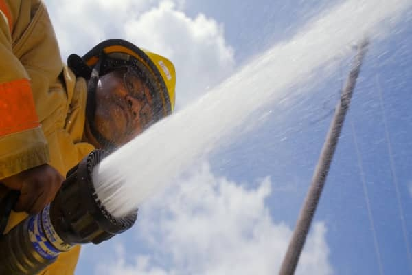 This former firefighter got a $1M investment offer on his