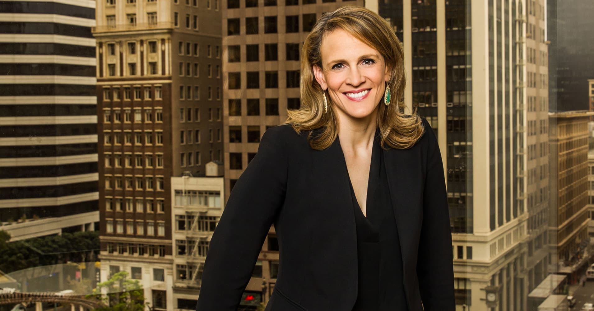 Christa Quarles, CEO of OpenTable.