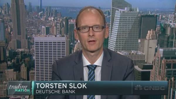 Deutsche Bank economist on the Fed's demographic dilemma