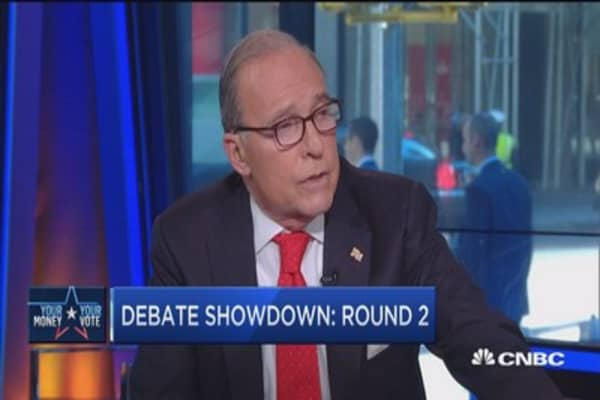 Kudlow: Connecting the dots on Trump